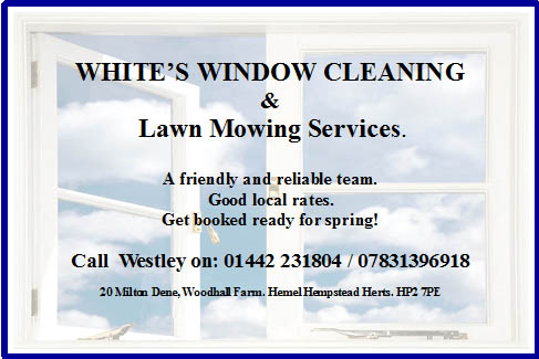 whites window cleaning services